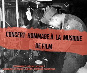 FIFAubagne2019 - Film Music tribute concert