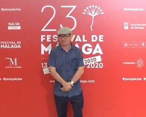 Pascal Gaigne wins the best original score award at Festival de Málaga 2020