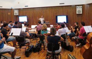 Iván Capillas - Orchestra