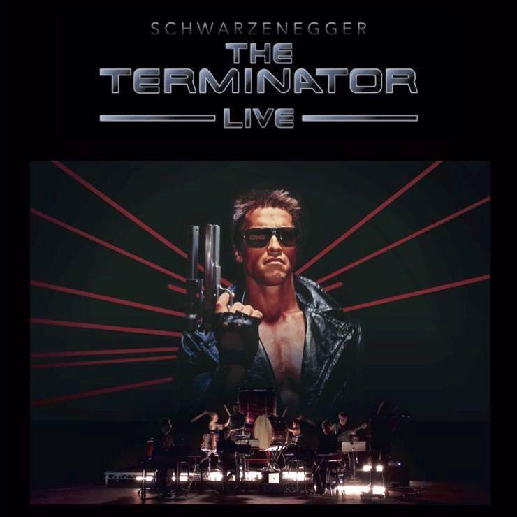 The Terminator Live In Concert Estreno Mundial Soundtrackfest