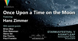 Hans Zimmer - Concierto 'Once upon a time on the Moon' en el Festival Starmus
