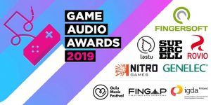 Oulu Music Festival 2019 - Game Audio Awards