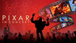 Pixar in Concert - UK - 2019