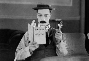 SACO 2019 - Buster Keaton