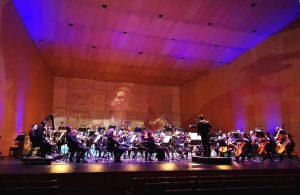 Concert 'A Night of Music and Cinema' - Projections