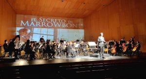 Concert 'A Night of Music and Cinema' - Marrowbone
