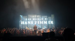 The World of Hans Zimmer - Madrid 2018 - Comienza el show