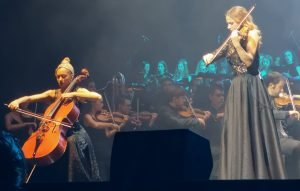 The World of Hans Zimmer - Madrid 2018 - Marie Spaemann, Rusanda Panfili