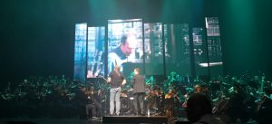 The World of Hans Zimmer - Madrid 2018 - Hans Zimmer a la guitarra