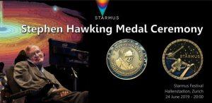 Starmus Festival V - Stephen Hawking Medal