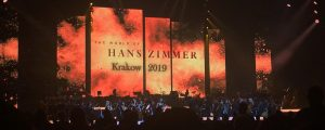 The World of Hans Zimmer - Cracovia - Marzo 2019