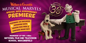 Wallace & Gromit's Musical Marvels - Estreno