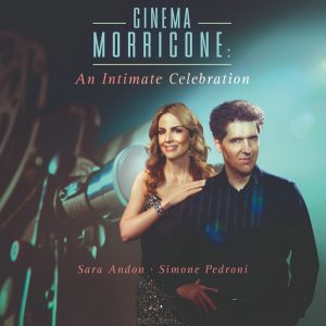 CD - Cinema Morricone: An Intimate Celebration (Sara Andon & Simone Pedroni)