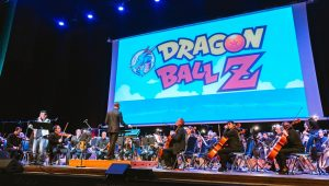 Dragon Ball Symphonic Adventure - Concert