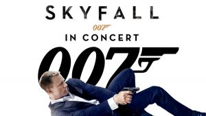 Films in Concert 2019 - Royal Albert Hall - Skyfall