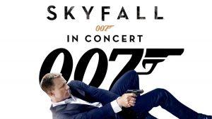 Films in Concert 2019 - Royal Albert Hall - Skyfall