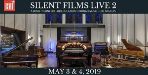 Silent Films Live 2 - Bandrika Studios