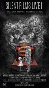 Silent Films Live 2 - Poster
