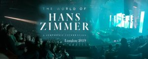The World of Hans Zimmer - Londres - Marzo 2019