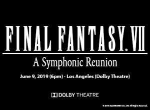 Final Fantasy VII - A Symphonic Reunion - Banner