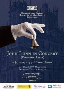 Hollywood Music Workshop 2019 - John Lunn in Concert