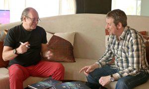 Hans Zimmer - Entrevista - Hans Zimmer y Gorka Oteiza