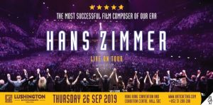 Hans Zimmer Live On Tour - Hong Kong 2019