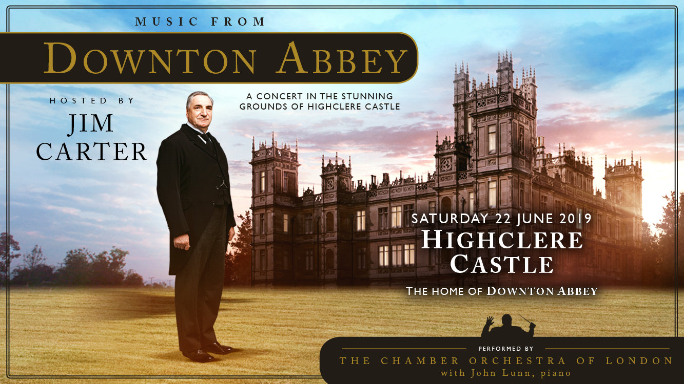 Downton Abbey Live Open Air Concert With Composer John Lunn Soundtrackfest