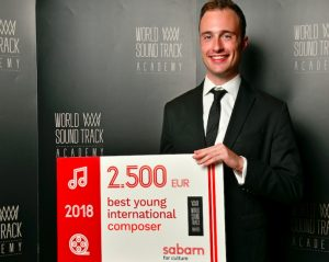 World Soundtrack Awards 2019 - Composition Contest for Young International Film Music Composers
