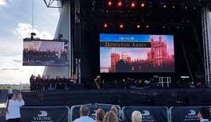Downton Abbey live in concert 2019 - Highclere Castle