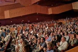 Woody Allen - Bilbao 2019 - Audience