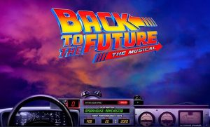 'Back to the Future - The Musical' - Promo