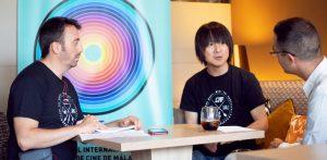Yasunori Mitsuda - Interview - Tony & Yasaunori