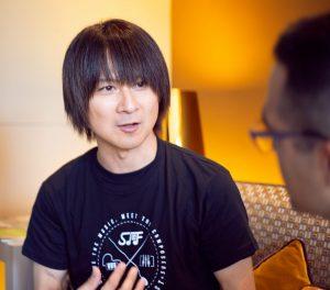 Yasunori Mitsuda - Entrevista