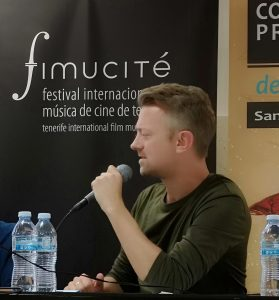 Ben & Nick Foster - Interview - Nick Foster @ Fimucité 12
