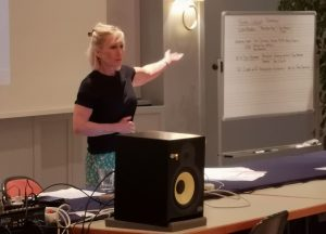 Hollywood Music Workshop 2019 - Nan Schwartz