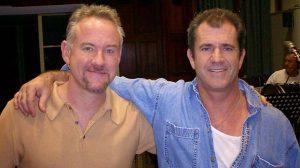 John Debney - Entrevista - John Debney y Mel Gibson