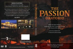 John Debney - Interview - The Passion Oratorio - Cover
