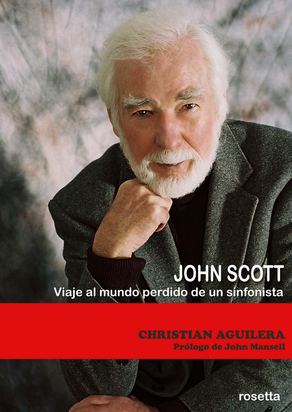 Book 'John Scott, Journey to the Lost World of a Symphonist