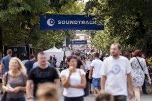 Soundtrack Podebrady 2019 Festival