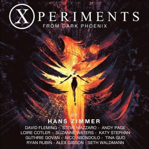 Xperiments From Dark Phoenix - Álbum