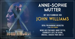 'Across the Stars' Open-Air Concert with Anne-Sophie Mutter & David Newman