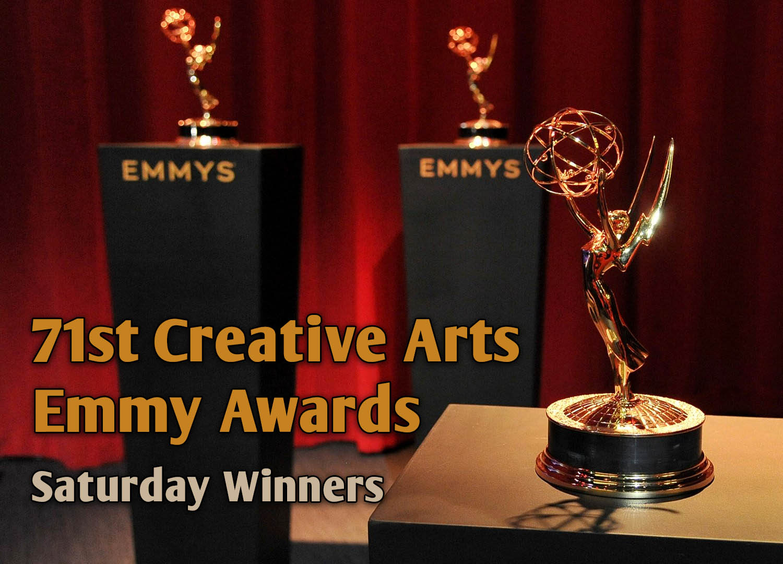 71st Annual Primetime Creative Arts Emmy Awards - Saturday ...