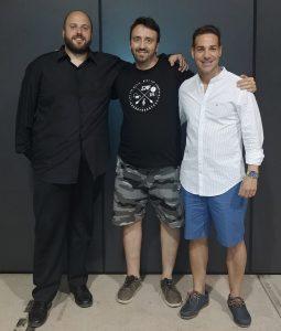 Javier Gil - Tony Alicante Spain - José Martínez Colomina