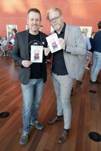 'Film Music – Heroes and Superheroes' - Gorka Oteiza & Mikael Carlsson