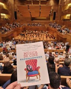 'Film Music – Heroes and Superheroes' - Concert hall