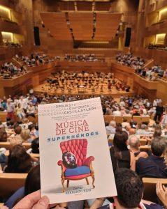 'Música de Cine - Héroes y Superhéroes' - Sala