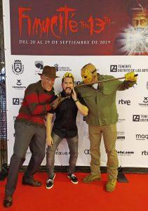 FIMUCITÉ 13 - My Favourite Fears - Rafa Melgar with Freddy & Jason