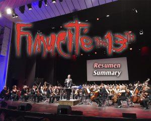 FIMUCITÉ 13 - Resumen Festival