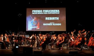 FIMUCITÉ 13 - Concert 'Champions of the Silver Screen' - Fimucinema Awards